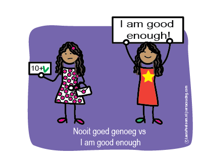 I am good enough mm