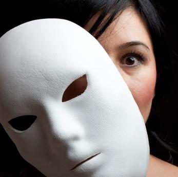 Tijd om het masker af te doen
